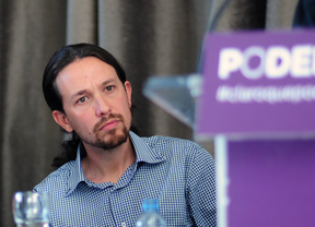 La intención de voto sitúa a Podemos como tercera fuerza política a tan solo un punto del PSOE