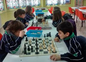 La lección del ajedrez en los colegios