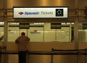 Barajas recuerda a las víctimas del accidente de Spanair en su quinto aniversario