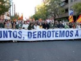 La Asociación de Víctimas del Terrorismo rinde homenaje a Miguel Ángel Blanco