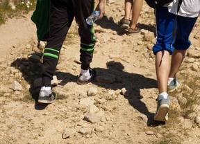 Los menores infractores de la Comunidad pedalean por Haití