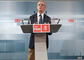 José Manuel Freire, portavoz de Sanidad del PSM