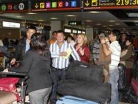 Transportados 2.095 pasajeros de Air Comet