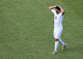 Luis Suárez agradece el apoyo de los uruguayos