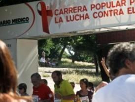 La carrera contra el sida incide en la importancia de hacerse las pruebas