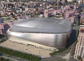 El nuevo estadio Bernabéu costará 400 millones