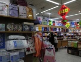 Los comercios madrileños cada vez venden menos