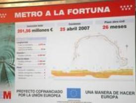 Montoya pide la ampliación de la línea 11 de Metro desde La Fortuna a San Nicasio
