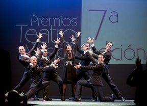 Concha Velasco brilló con luz propia en la gala de entrega de los Premios del Teatro Musical
