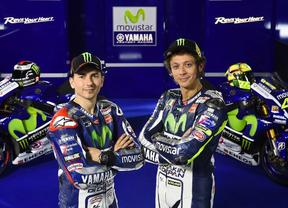 Se presenta en Madrid el equipo Movistar Yamaha MotoGP 2015