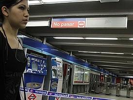 Metro y sindicatos pactan una bajada salarial del 1 por ciento para los trabajadores