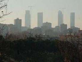 Cuatro puntos de Madrid superan los niveles de NO2 este lunes