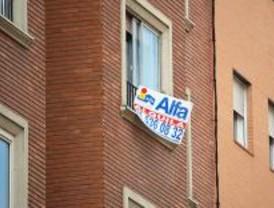 El 6% de los pisos tiene rentas inferiores a 350 euros