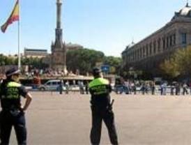 El PSOE denuncia que 130 policías municipales no pueden ejercer porque no tienen arma
