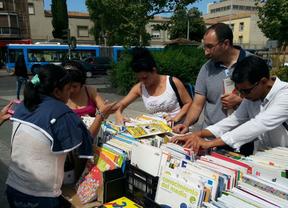 Carabanchel se suma al intercambio de libros de texto