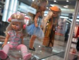 250 muñecas 'vintage'