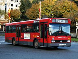 El autobús 103 de EMT se prolongará este sábado