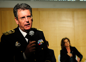 Emilio Monteagudo. Jefe de Policia