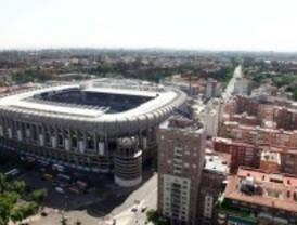 Recurrirán el parón del nuevo Bernabéu