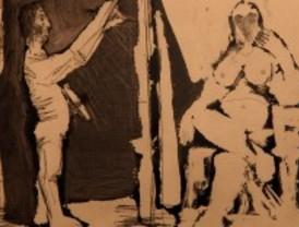 Picasso en la galería Marlborough