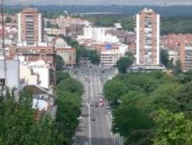 Los vecinos de Batán critican el nuevo pavimento del Paseo de Extremadura