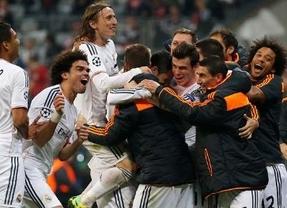 El Real Madrid alcanza la soñada final de la Champions