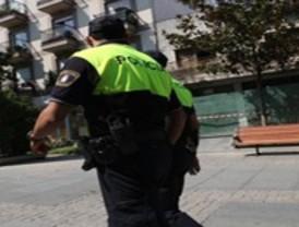 Roba una joyería en presencia de dos policías de paisano