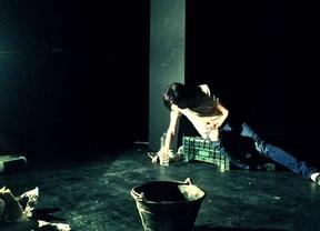 Juan Ceacero interpreta al protagonista de 'De noche justo antes de los bosques'