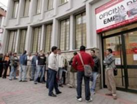 Sube el paro: en Madrid ya hay 643.300 parados