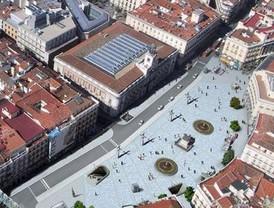 La Puerta del Sol será peatonalizada