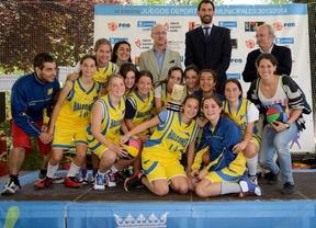 Madrid celebra la gran fiesta del deporte escolar