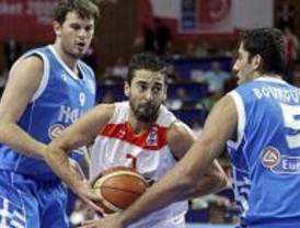 España vence a Grecia y jugará la final