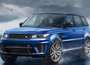 Range Rover Sport SVR, el más rápido de la historia