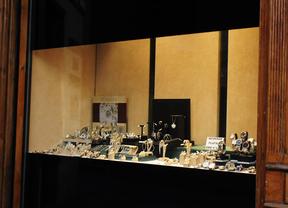 Las joyerías madrileñas sufrieron más de un centenar de robos y asaltos en la primera mitad de 2013