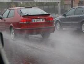 La lluvia sigue causando problemas en Madrid