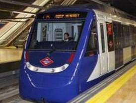 Bajan los usuarios transportados en Metro de Madrid en un 7,8 por ciento