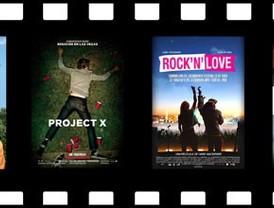 Sobredosis de comedia y drama en los cines