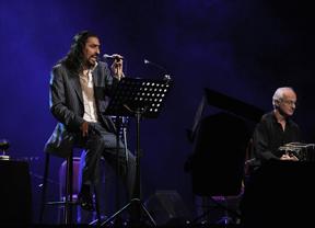El Cigala inaugura los conciertos de los Veranos de la Villa