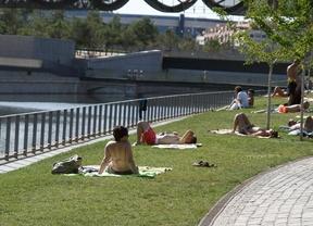 Madrid continúa en alerta naranja por el calor