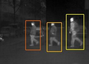 Sistema de detección de peatones para conducción nocturna
