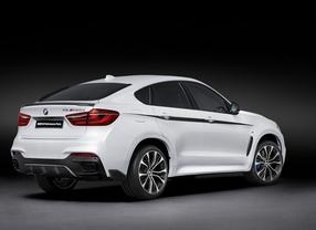 Mejoras para el BMW X6