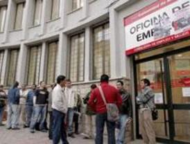 El paro sube en Madrid en 11.074 personas en octubre, un 2,57 por ciento más