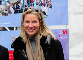 Getafe distingue a Anne Igartiburu con el premio '8 de marzo'