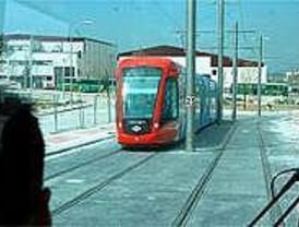 El Metro Ligero a Sanchinarro y Las Tablas recibe 13.000 usuarios al día