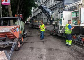 La Operación Asfalto llega al paseo del Prado