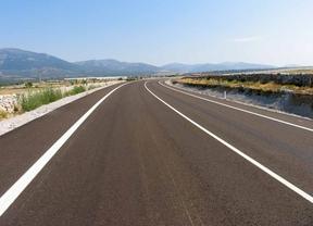 La Comunidad invierte 4,7 millones de euros en carreteras
