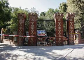 El Ayuntamiento de Getafe rehabilita la puerta del parque Lorenzo Azofra
