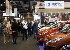 2.044 vehículos se vendieron en el Salón del Vehículo de Ocasión