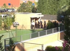 La policía rastrea Sanchinarro tras un tiroteo