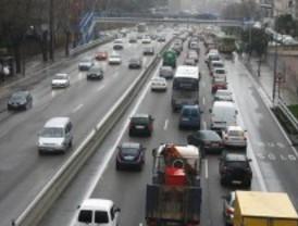 Varios accidentes empeoran el tráfico